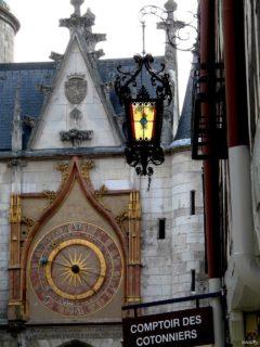 Francja, centrum miasteczka Auxerre