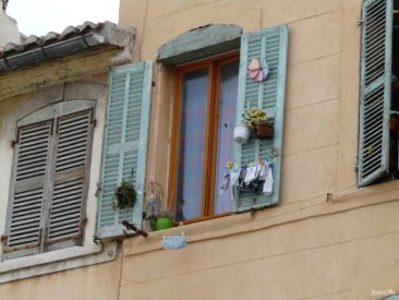 A little Marseillan baby lives here