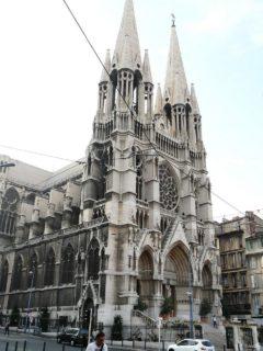 Kościół w Marsylii