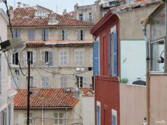Window to Marseilles
