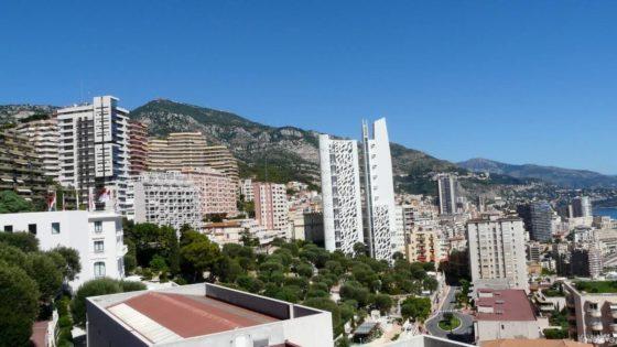 Architektura w Monako
