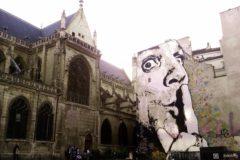 Plac przy Centrum Pompidou
