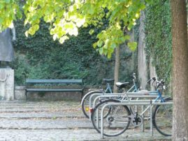 bikes in Wurzburg