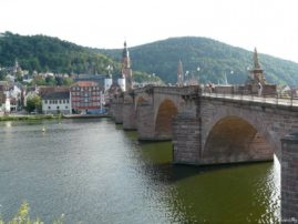 Old Bridge - Heidelberg
