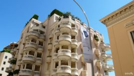 The city's architecture - Monaco