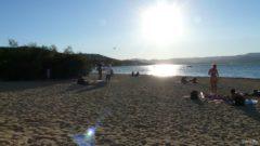 Beach at Saint Tropez