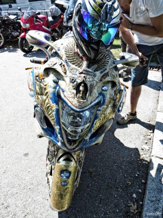 Faraon's bike