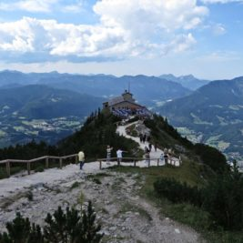 Discovering Bavaria. The Eagle's Nest and the Rossfeld Panoramastrasse