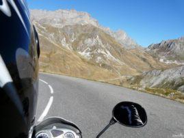Przełęcz Col du Galibier