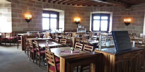 Restaurant in Eagle's Nest