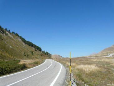 Przełęcz Col de Larche / Colle della Maddalena