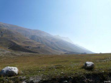 Przełęcz Col de Larche / Colle della Maddalena - góry