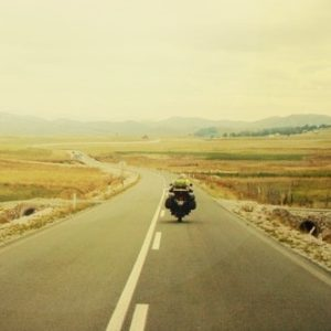 Motorcycle travel quote