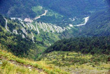 Col de tende - jedna z lepszych tras motocyklowych