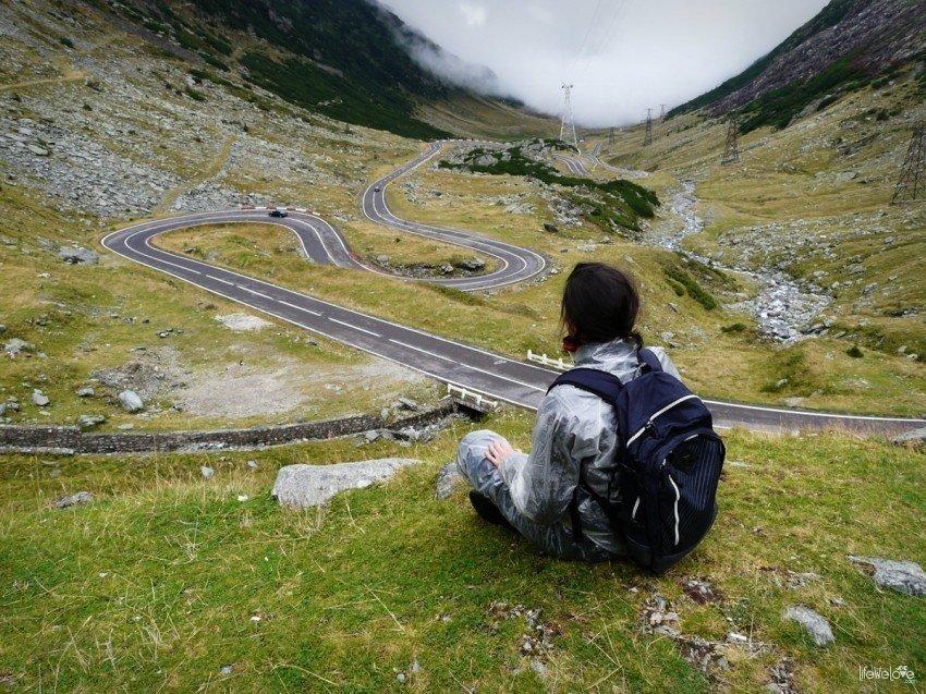 Trasa Transfogaraska motocyklem