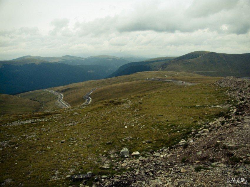 Transalpina trasa motocyklowa
