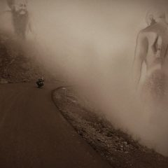 Transalpina - the giant path