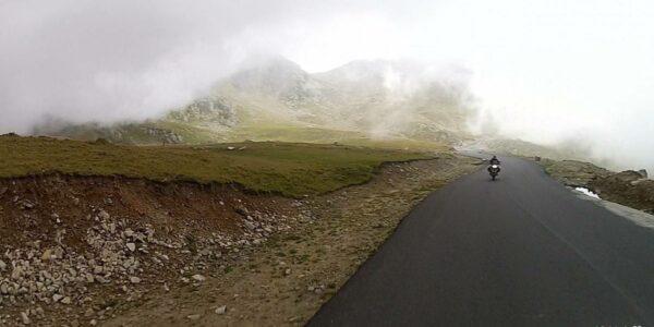 Transalpina - ścieżka gigantów