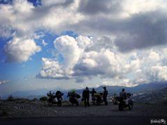 Park Narodowy Lovcen motocykle