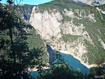 Kanion rzeki Piva