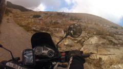 The road in Dolovi - Lovcen