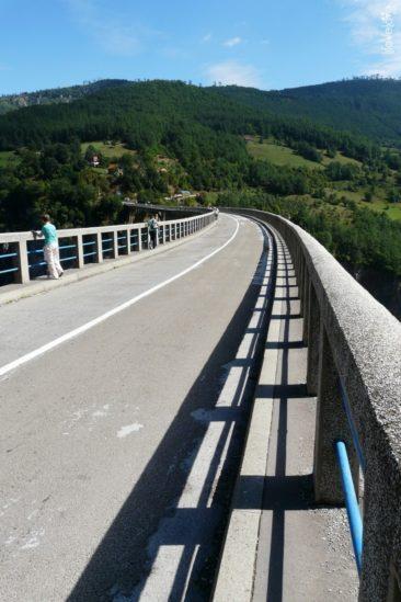 Most Durdevica Rzeka Tara