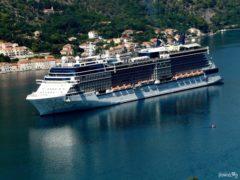 A ship on the beach - Kotor