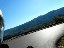 Droga z Monastyru Ostrog