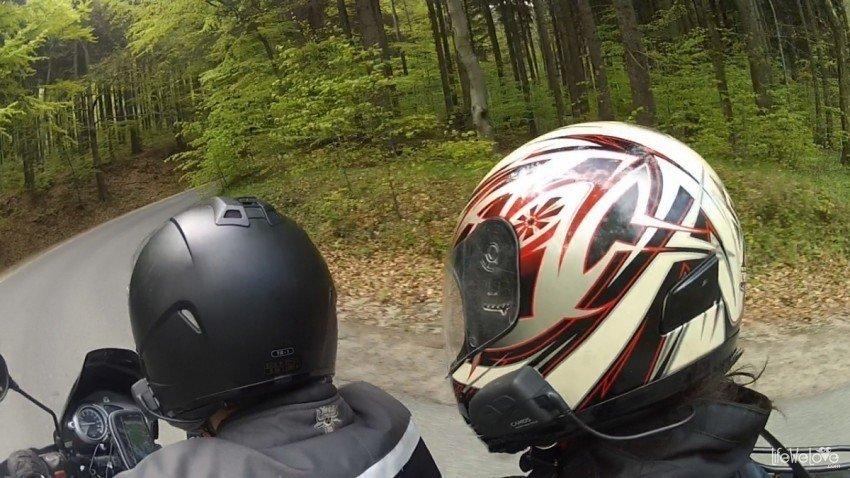 Bezprzewodowy interkom motocyklowy BTS-200