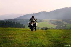 Poland by motorbike
