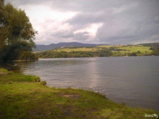 Lake Czorsztyńskie