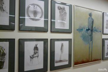 Wystawa Beksińskiego