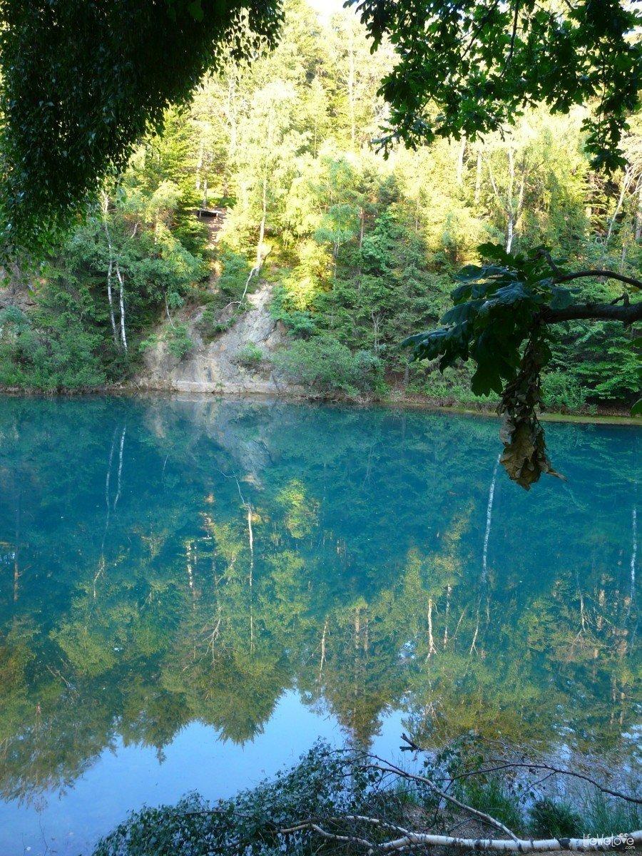 Kolorowe Jeziorka - Błękitne