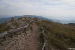 Bieszczady Mountains, path to heaven