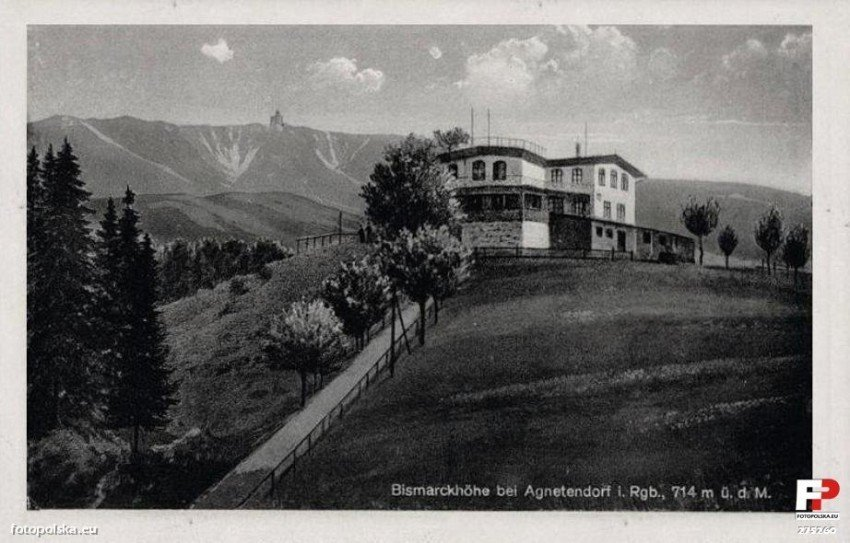 Pensjonat Bismarckhöhe