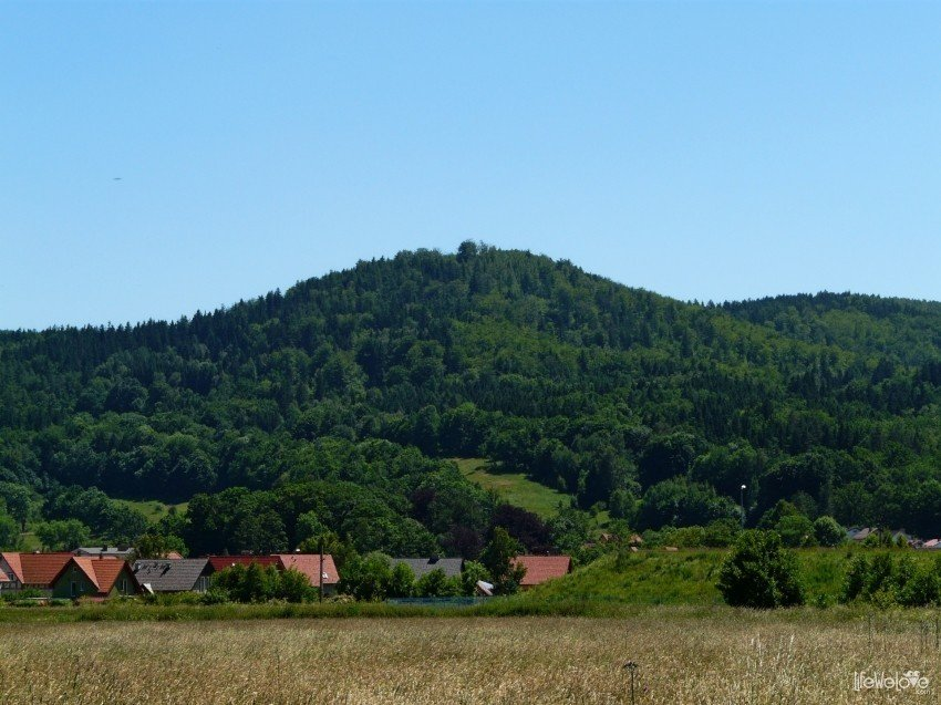 Sobiesz Mountain - Piechowice