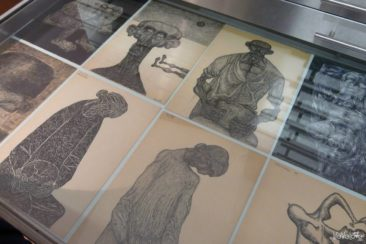 A Beksiński museum