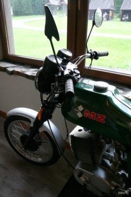 Motocykl MZ