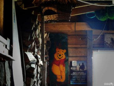 Pooh's shelter