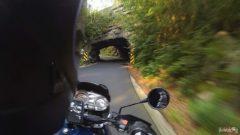 Michałowice - rock tunnel