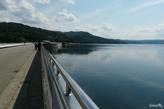 The Solina Dam