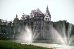 The Moszna Castle