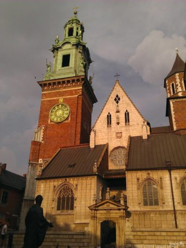 Wawel, where Polish kings are buried