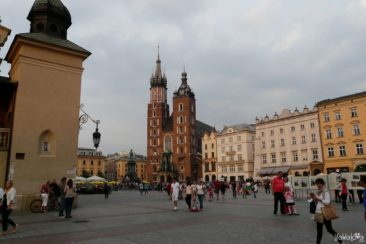 St. Mary's Church, Krakow