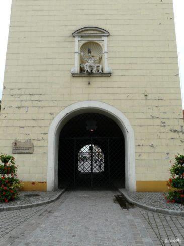 Grudziądzka Gate