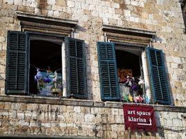 Dubrownik okna
