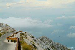 Droga na szczyt Sveti Jure