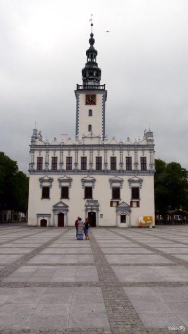 Chałmno Town Hall