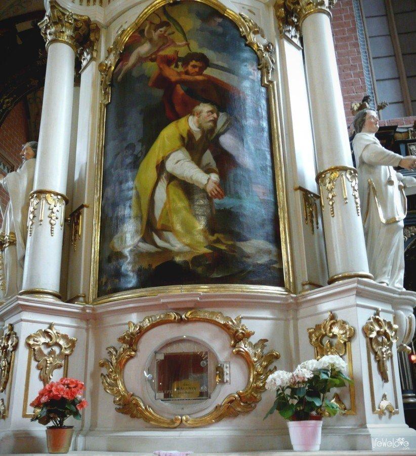 Relikwie Świętego Walentego