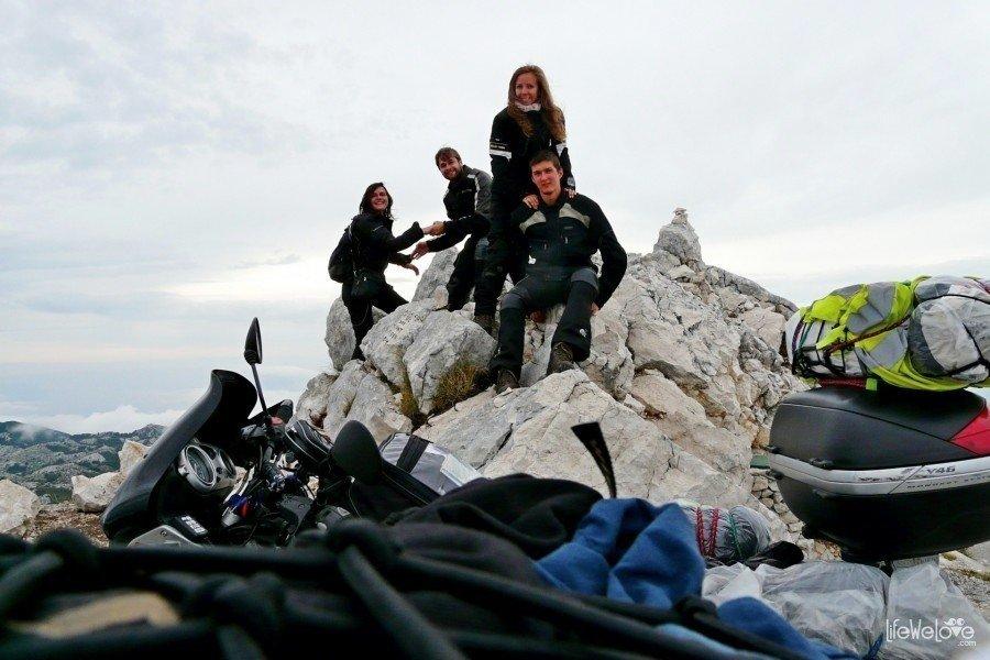 Sveti Jure peak conquered!